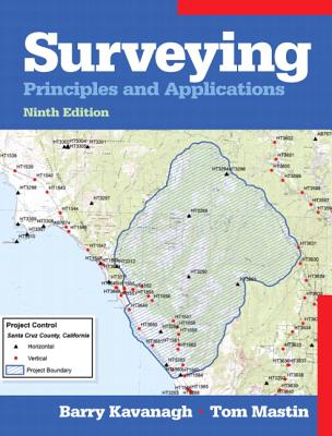 Surveying By Kavanagh, Barry/ Mastin, Tom